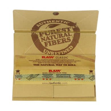 💨 Raw Classic Artesano King Size Slim Lange Vloei Smartific 716165200550