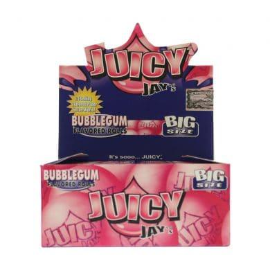 💨 Bubblegum gearomatiseerde vloeitjes Juicy Jay's Smartific 716165201403