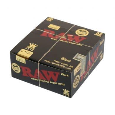 💨 Raw Black King S💨 Raw Black King Size Slim Lange Vloei Smartific 716165250326ize Slim Lange Vloei Smartific ???