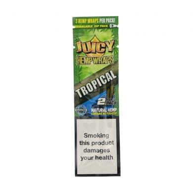 ? Hennep Wikkels met tropische passie Juicy Jay's Smartific 716165250562