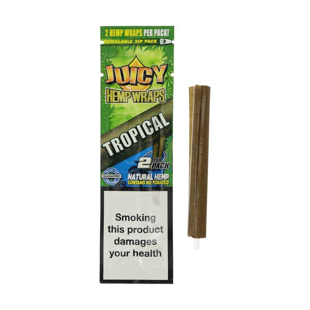 💨 Hennep Wikkels met tropische passie Juicy Jay's Smartific 716165250562