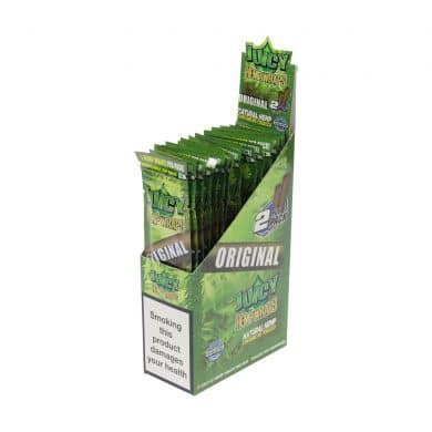💨 Hennep Wikkels met natuurlijke smaak Juicy Jay's Smartific 716165250593