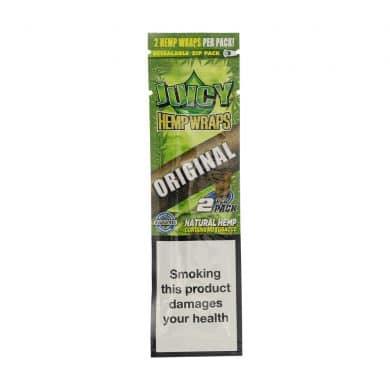 ? Hennep Wikkels met natuurlijke smaak Juicy Jay's Smartific 716165250593