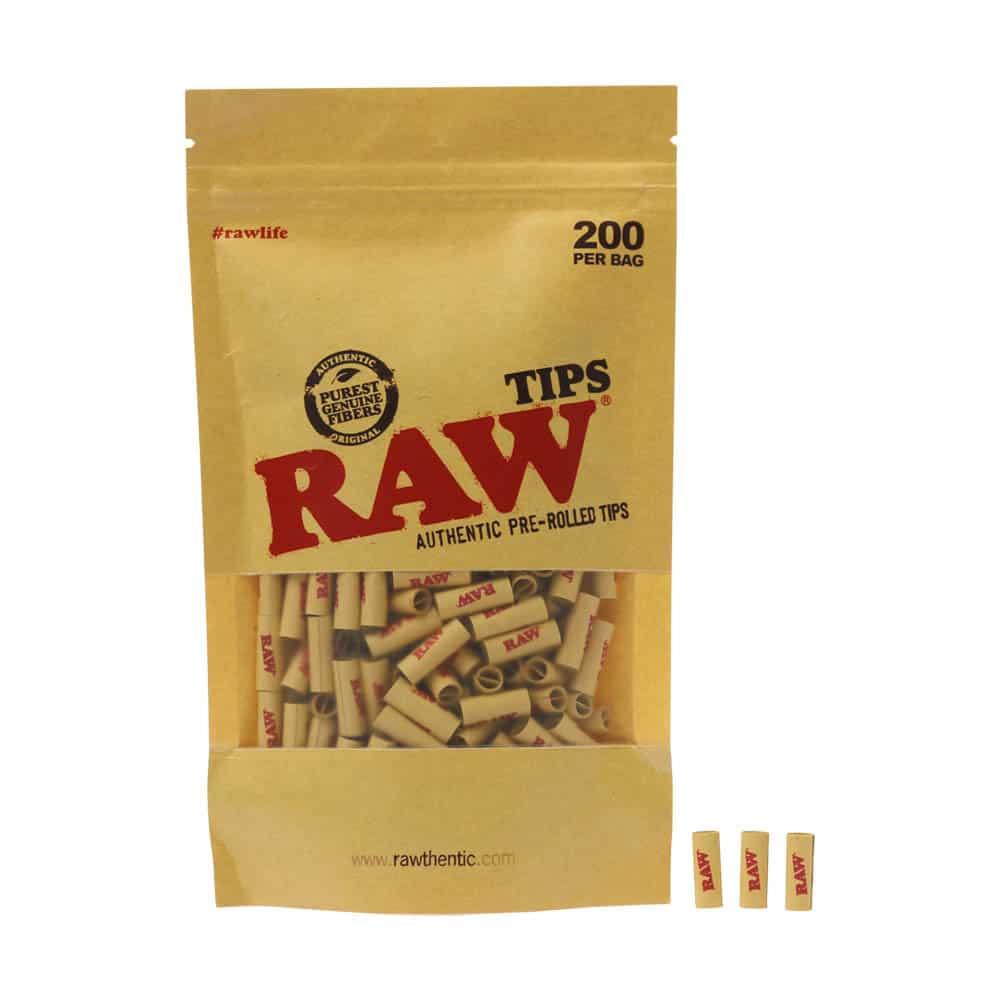 💨 Raw voorgerolde ongeraffineerde tips Smartific 716165283447