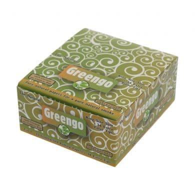 💨 Greengo King Size Slim 2in1 Lange Vloei met tips Smartific 8595134501193