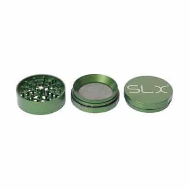 🧐 Groene SLX-grinder met keramische coating en antiaanbaklaag Smartific 8718053635613