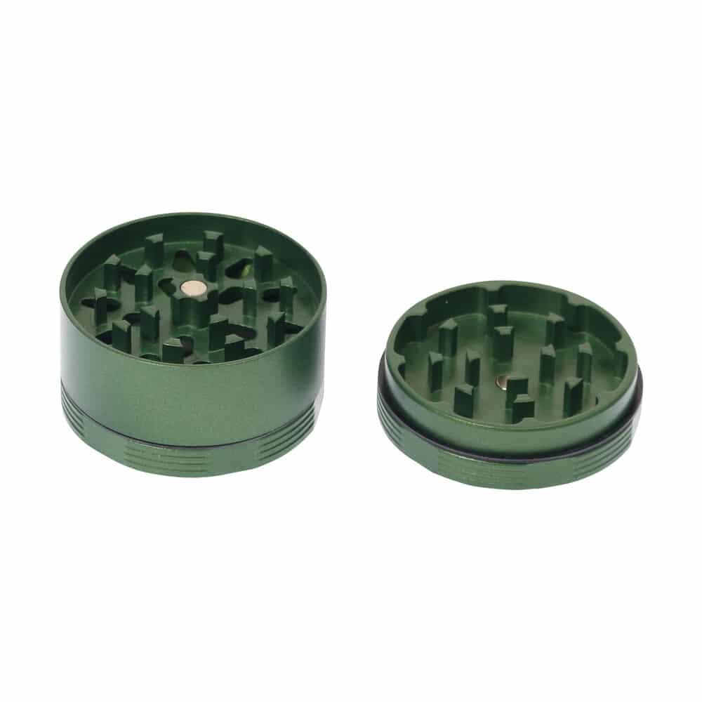 🧐 Kleine groene SLX grinder met keramische coating en antiaanbaklaag Smartific 8718053635675