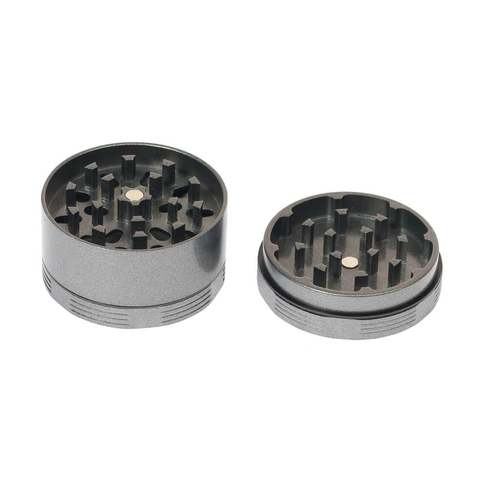 🧐 Zilverkleurige kleine SLX grinder met keramische coating Smartific 8718053635699