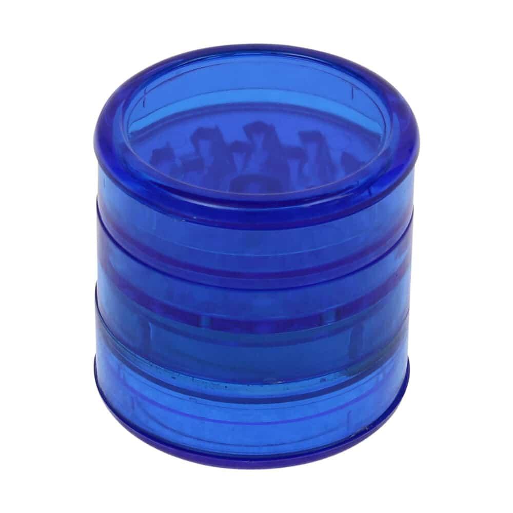 🧐 Acryl 5-delige blauwe grinder Smartific 8718053638867