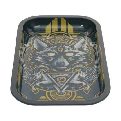 🧐 Wolf Metalen Dienblad Smartific 8718274714609