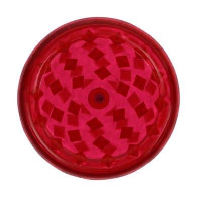 🧐 Acryl 3-delige rode grinder Smartific 8718274715385