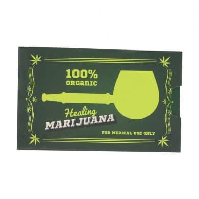 🧐 Marihuana-creditcard grinder Smartific 2900075
