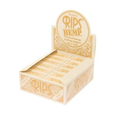 💨 Rips King Size hennep rollen Lange Vloei Smartific 5027978241162