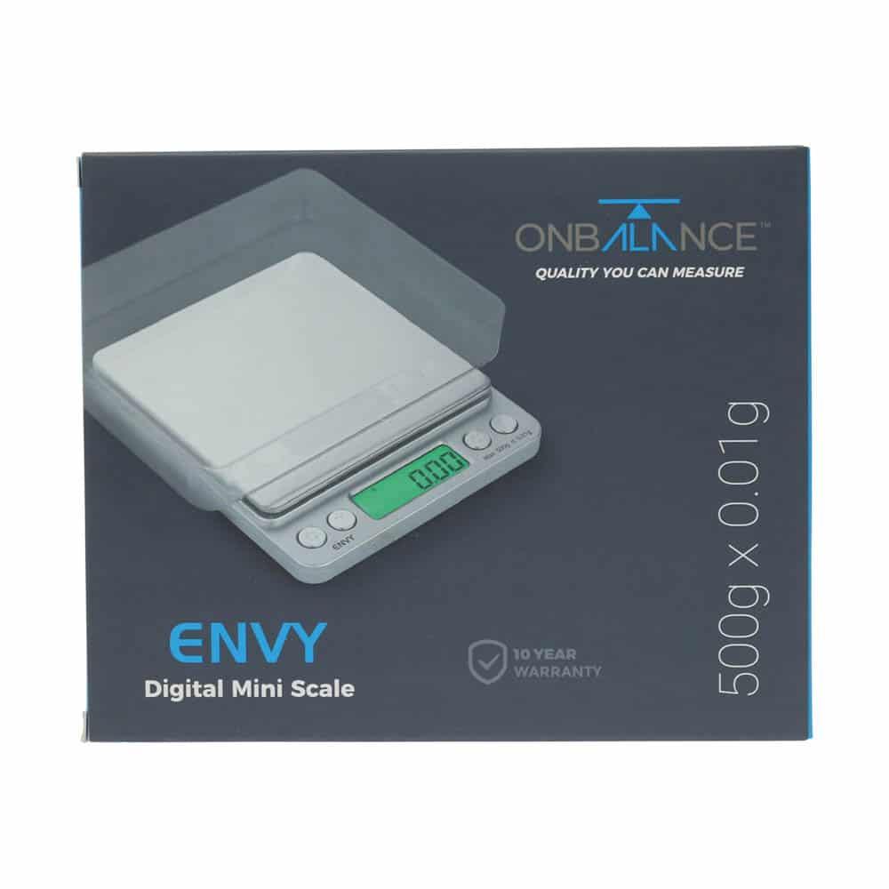 🧐 Weegschaal On Balance NV-500 (500 g x 0,01 g) Smartific 5060347970805
