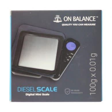 🧐 Weegschaal On Balance DL-100 (100 g x 0,01 g) Smartific 5060347970829