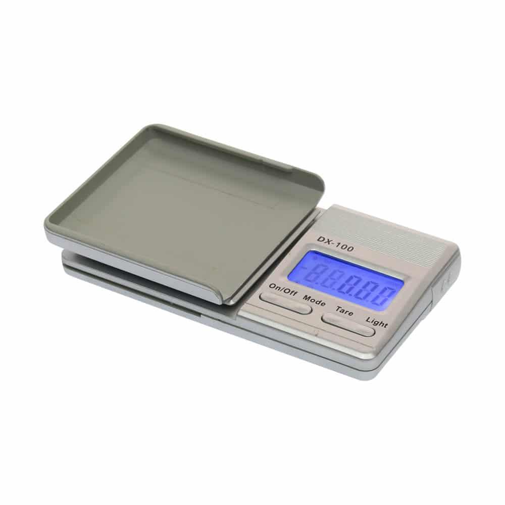🧐 Mini Weegschaal On Balance DX-100 (100 g x 0,01 g) Smartific 5060347970874