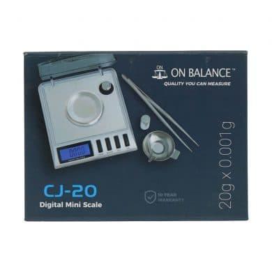🧐 Weegschaal per balans milligram (20 g x 0,001 g) Smartific 5060347971161