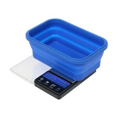 🧐 Weegschaal On Balance siliconen schaal (1000 g x 0,1 g) Smartific 5060347971642