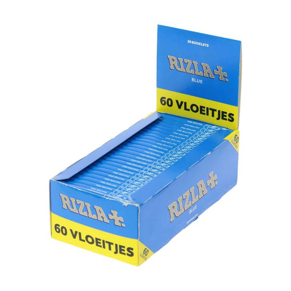 💨 Rizla Blue Regular Lange Vloei Smartific 5410133831542