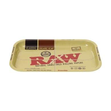 🧐 Raw Classic Small Metal Rolling Dienblad Smartific 716165154457