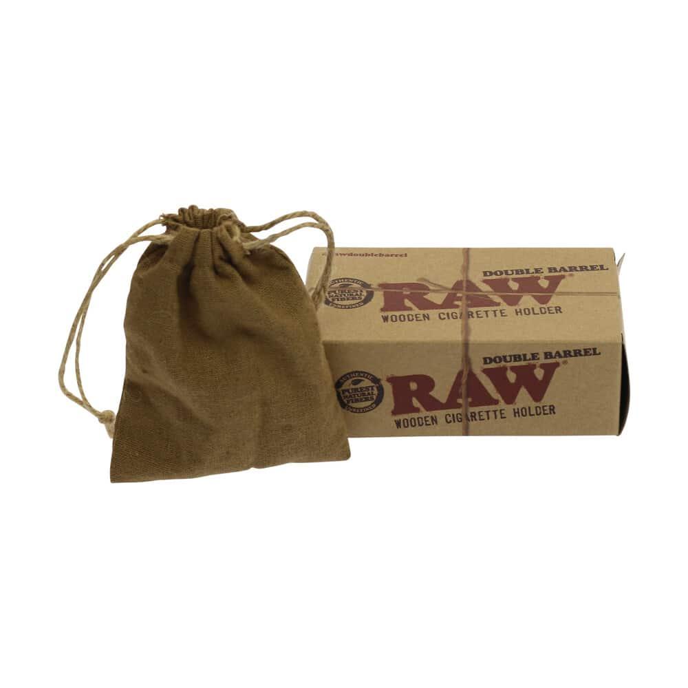 🧐 Raw Double Barrel Holder Smartific 716165156819