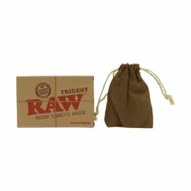 🧐 Raw Trident Triple Barrel Holder Smartific 716165157502