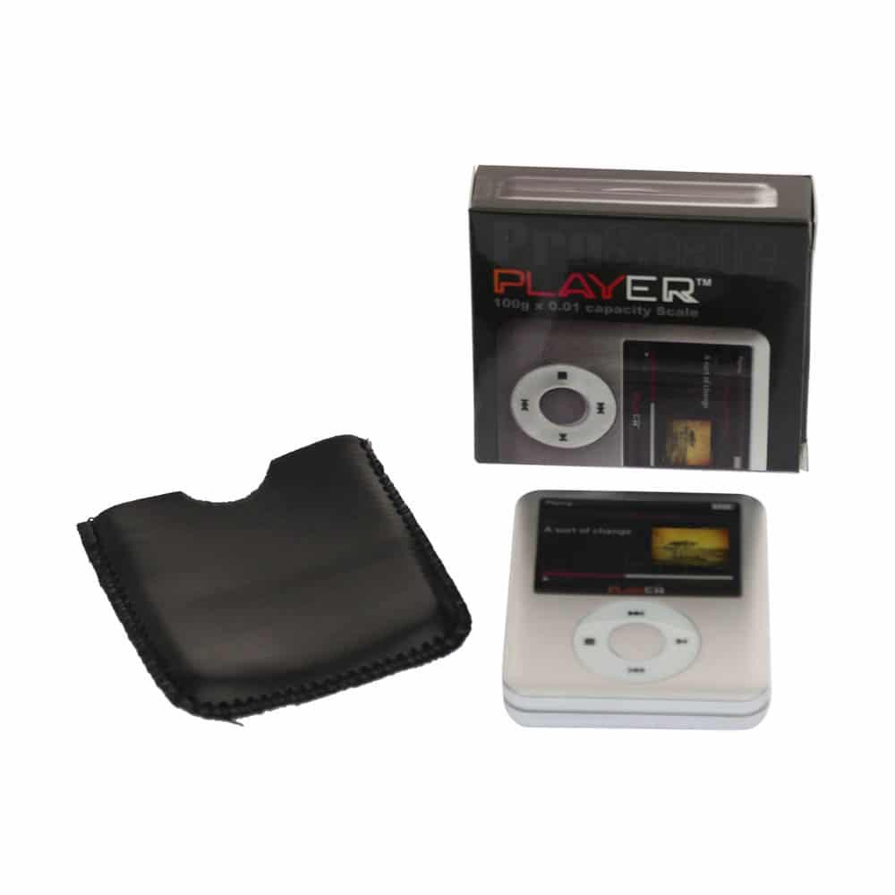 🧐 ProScale-Player weegschaal (100 g x 0,01 g) Smartific 716165160908