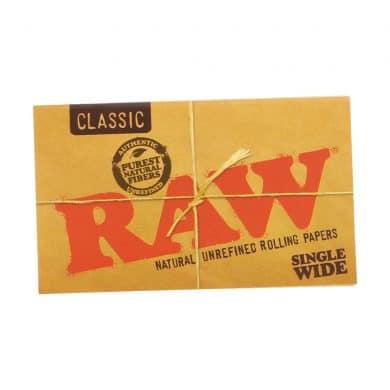 ? Raw Classic Single Wide Double vloei Smartific 716165174240