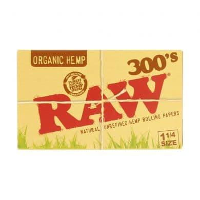 ? Raw 300's Organic Hemp 1¼ Vloei Smartific 716165177173