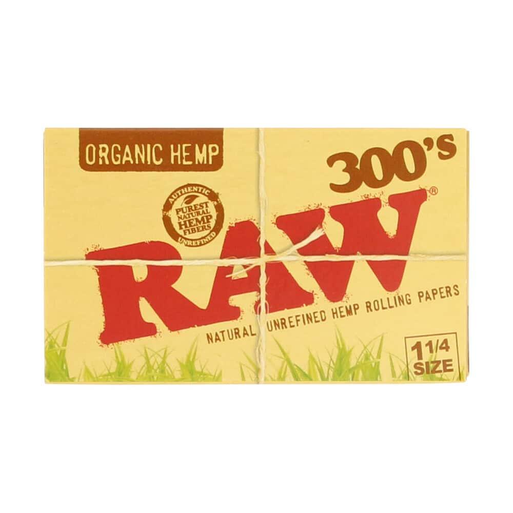 💨 Raw 300's Organic Hemp 1¼ Vloei Smartific 716165177173