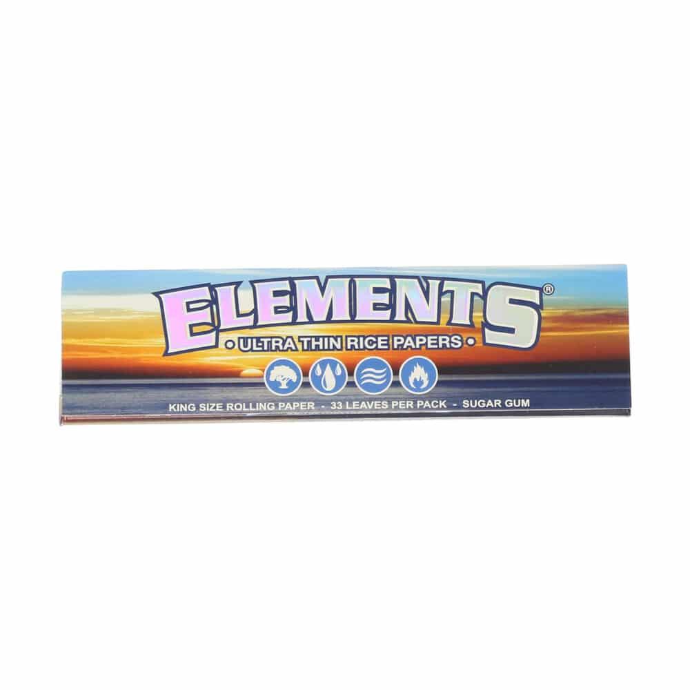 💨 Elements King Size dun Lange Vloei Smartific 716165177814