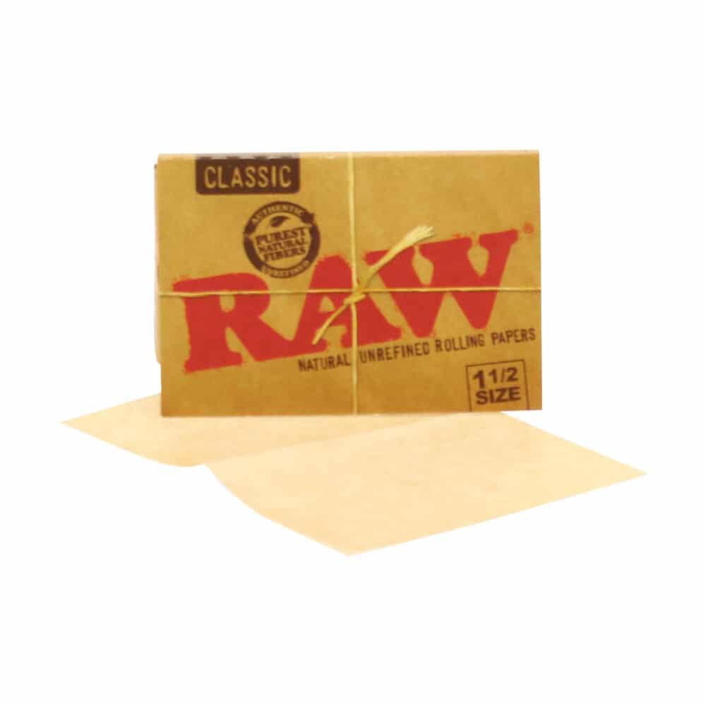 💨 Raw Classic 1½ vloeipapier Smartific 716165178439