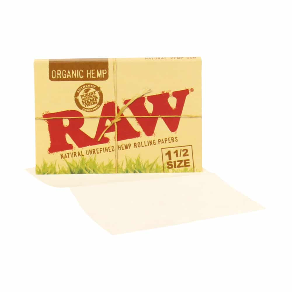 💨 Raw biologische hennep 1½ vloeipapier Smartific 716165179221