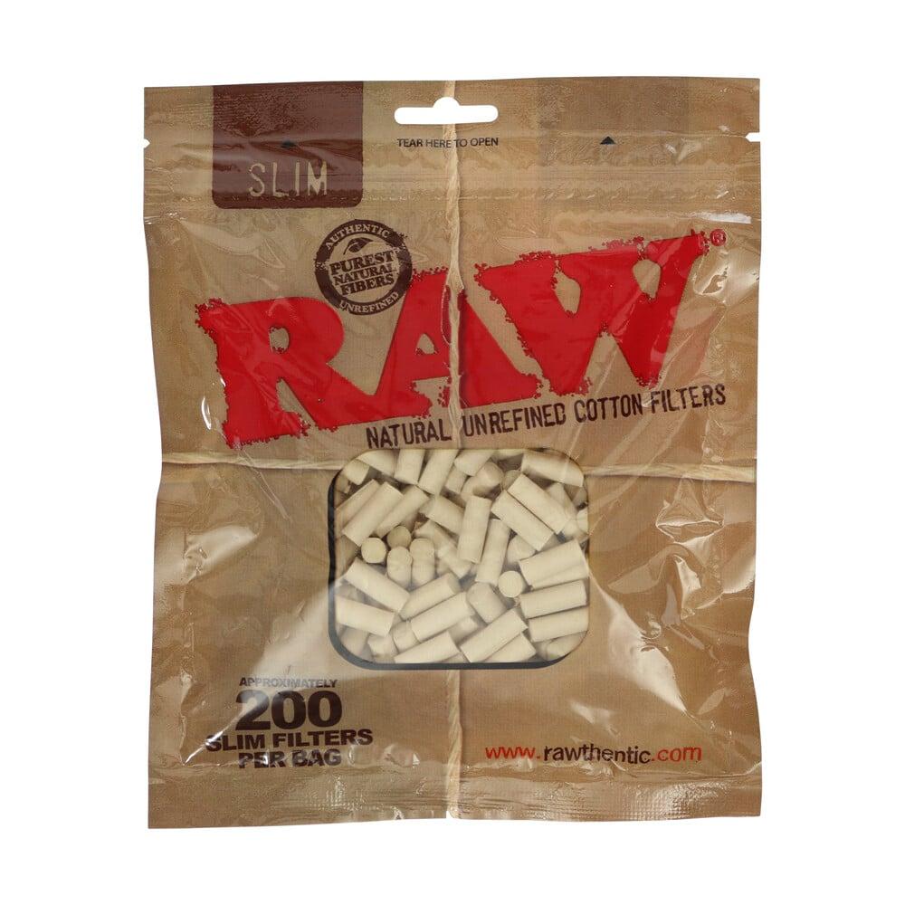💨 Raw Filters zuiver katoen Smartific 716165179955