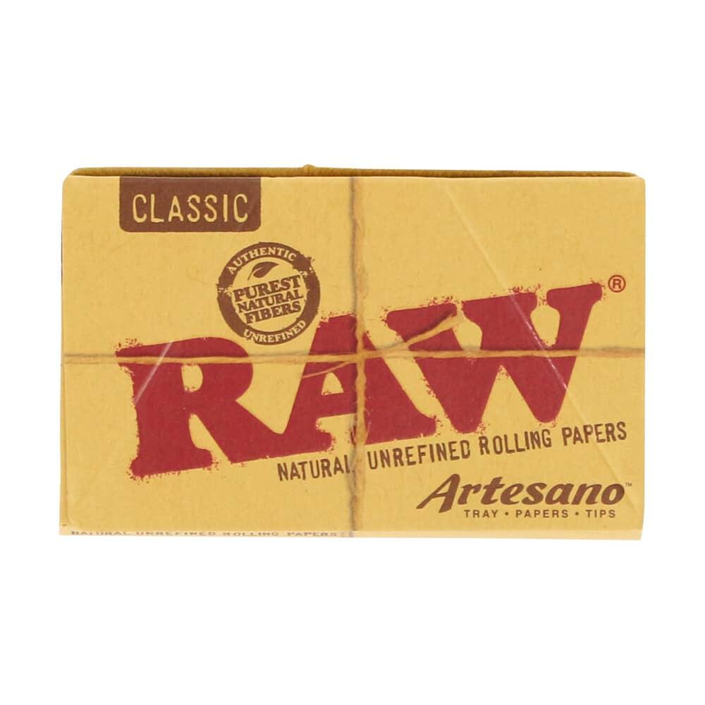 💨 Raw Classic Artesano 1¼ Vloei Smartific 716165201045