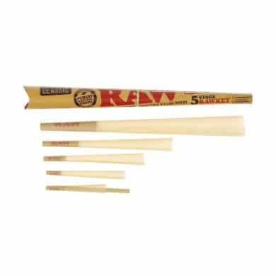 💨 Raw Classic Cone Party Rawket-pakket Smartific 7161652023943
