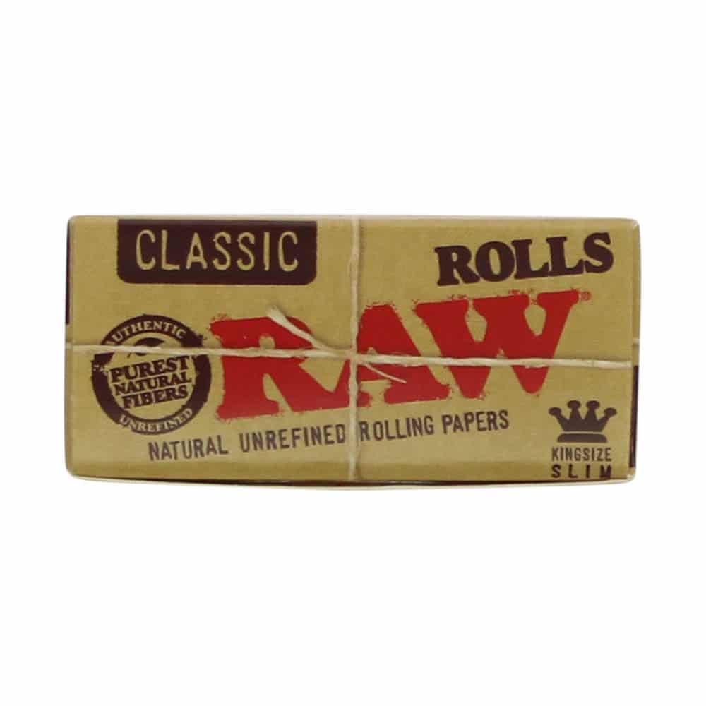 💨 Raw Classic Rolls King Size Slim 5m Lange Vloei Smartific 716165250142