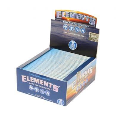 💨 Elements King Size Slim Thin Lange Vloei Smartific 716165177784