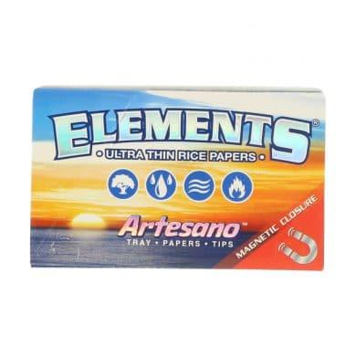 💨 Elements Artesano Lange Vloei met Tips en Dienblad Smartific 7716165178903