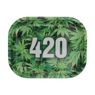 🧐 420 Klein dienblad van metaal Smartific 777791173274