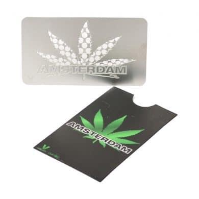 🧐 Leaf Amsterdam Creditcard Grinder Smartific 799804086333