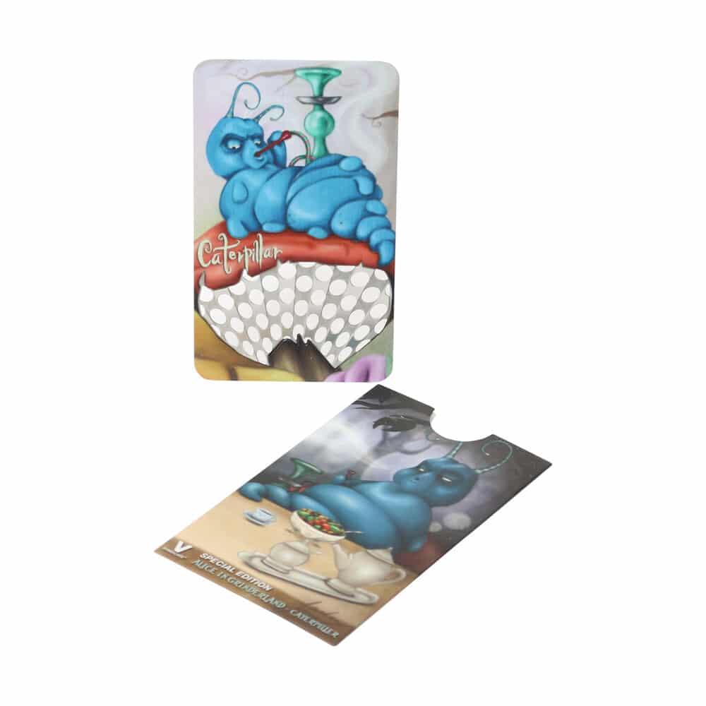 🧐 Caterpillar - Alice in Grinderland Creditcard Molen Smartific 799804086630