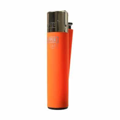 🧐 Clipper Soft Touch Aansteker Smartific 8412765830914