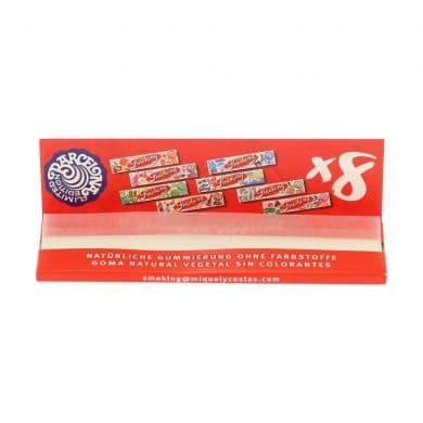 💨 Smoking Red King Size Lange Vloei Smartific 8414775011024