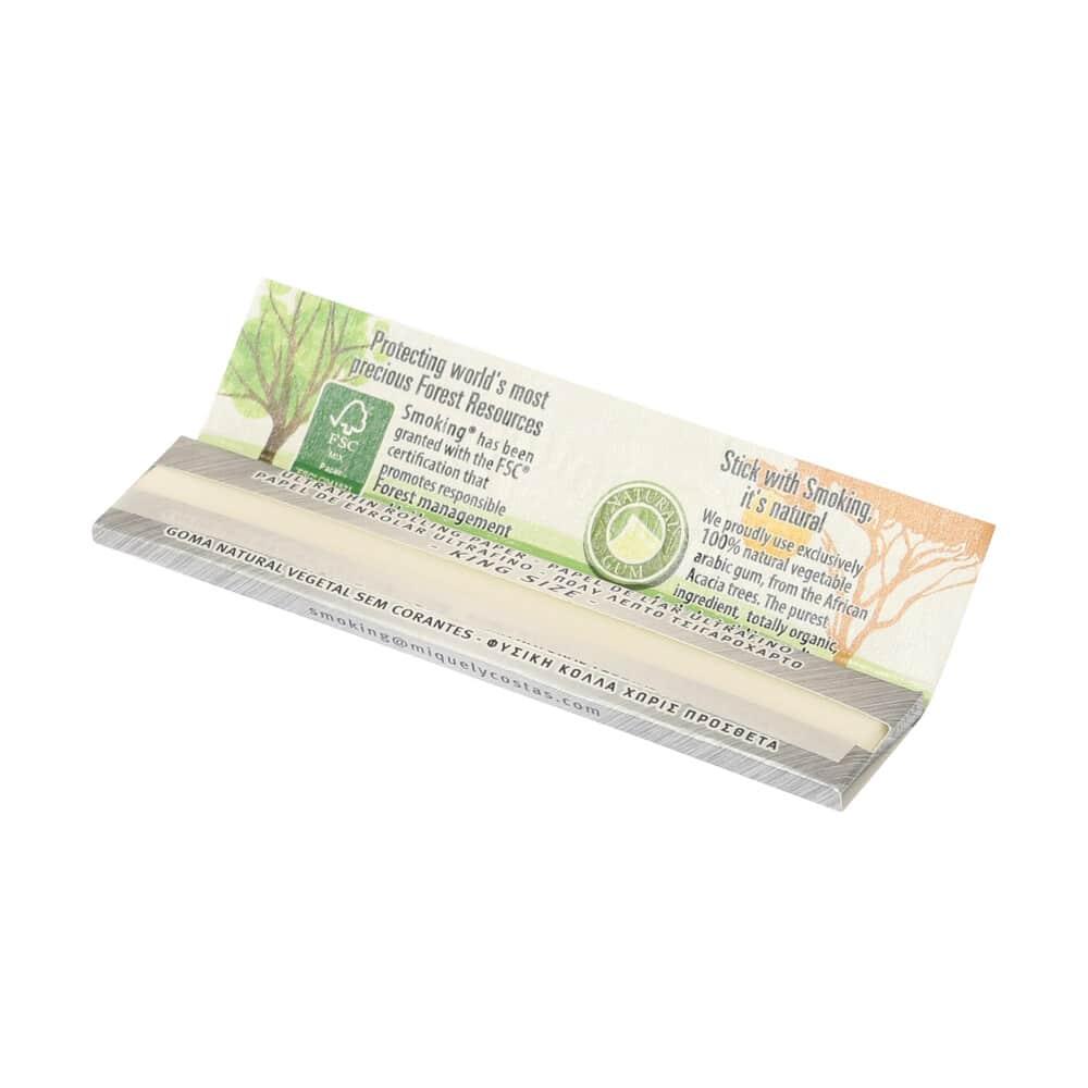 💨 Smoking Master Silver King Size Lange Vloei Smartific 8414775011680