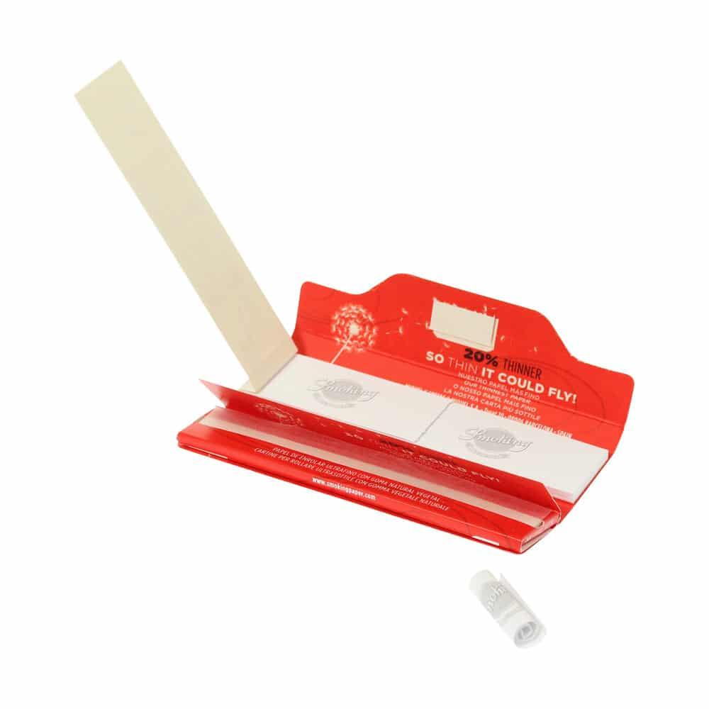 💨 Smoking dunste kingsize en tips Lange Vloei Smartific 8414775018016