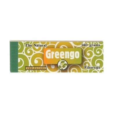 💨 Greengo ongebleekt filter tips Smartific 85951761