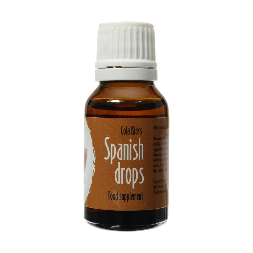 🧐 Spaanse vlieg cola Smartific 8717344178846