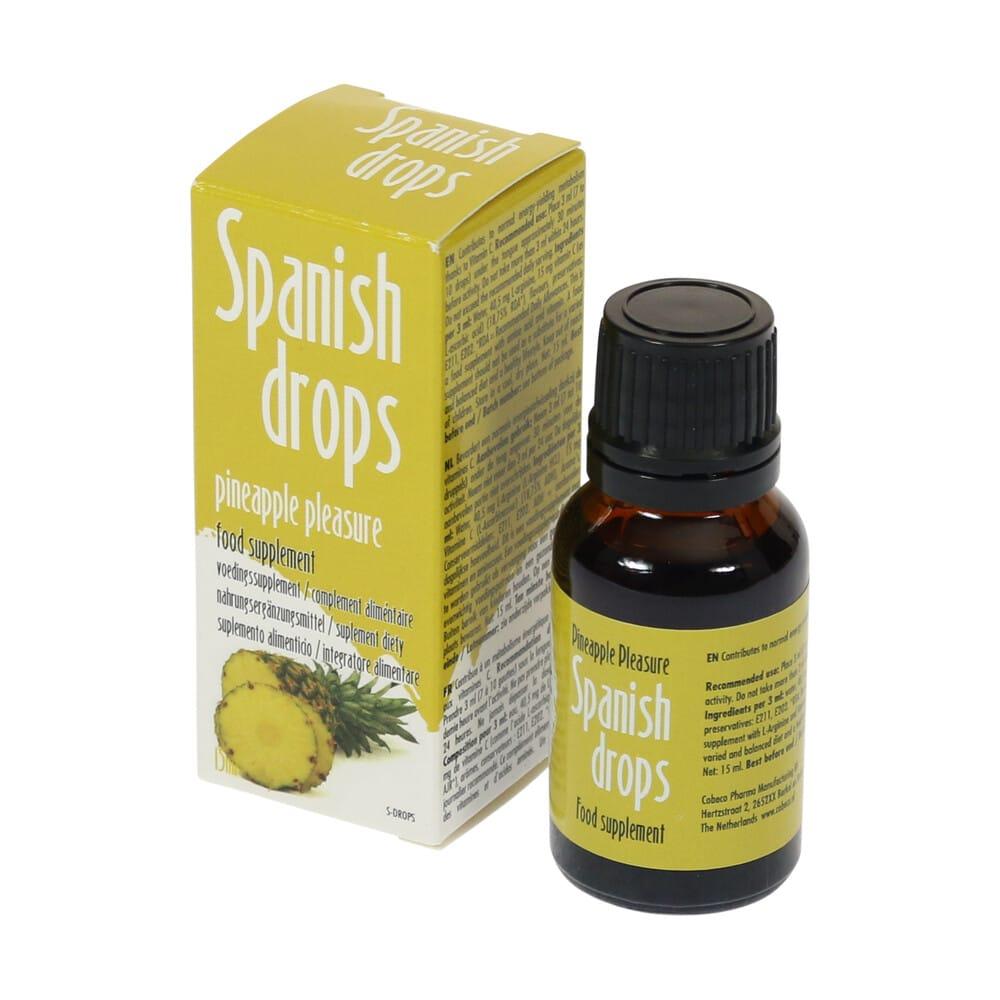 🧐 Spaanse vlieg ananas Smartific 8717344178860
