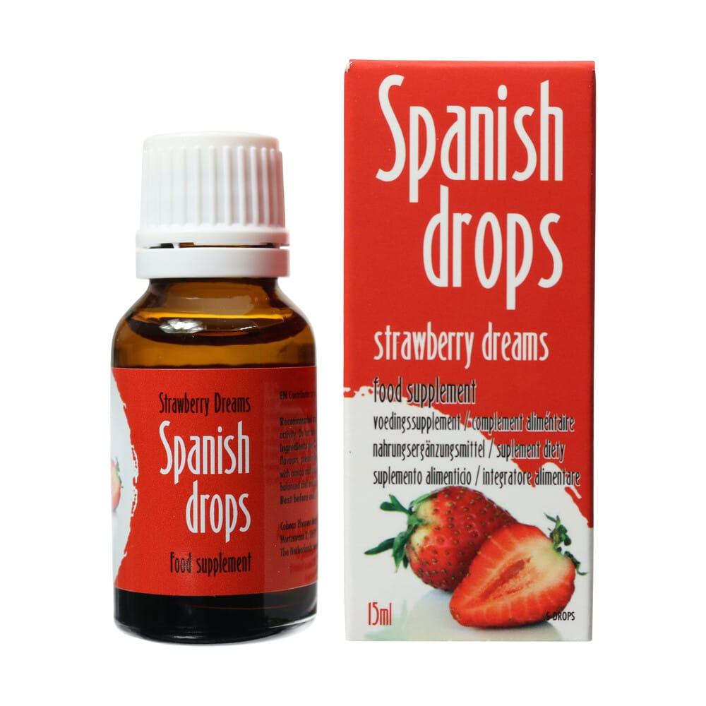 🧐 Spaanse vlieg aardbei Smartific 8717344178884